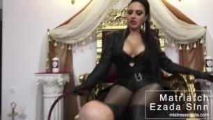 Matriarchy don't Rush Challenge best Femdom Viral Video