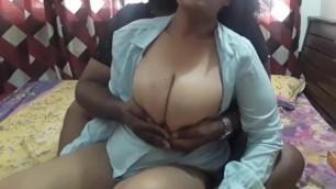 Big Indian Oiled Tits - Karisma Bonus Scene 4
